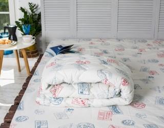Одеяла с наполнителем: силикон