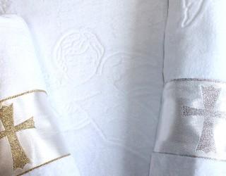 Полотенце крестильное (Крыжма)