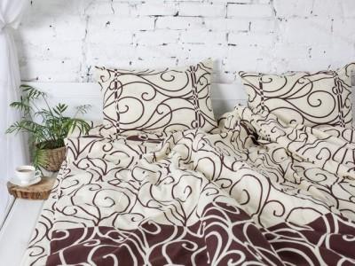 комплект-постельного-белья-диз-40-0998 Brown