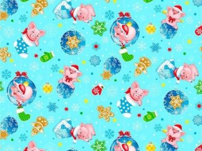 """Купить полотно вафельное набивное диз: 5547-1 в интернет-магазине """"ТД""""Укртекс"""""""