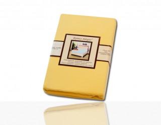Простынь трикотажная 00-0009 Sun yellow