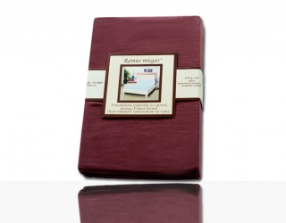 Простынь трикотажная 00-0042 Chocolate brown