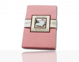 Простынь трикотажная 00-0142 Sweet lilac