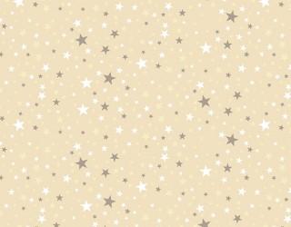 Фланель набивная б/з Ш-180 см. диз: 10-0363 beige