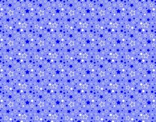 Ситец белоземельный набивной диз: 21247-4 Звездное ассорти