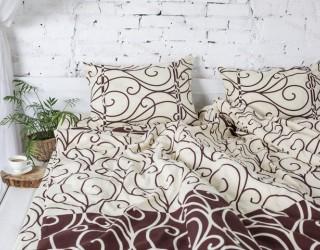 Комплект постельного белья диз: 40-0998 Brown