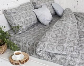Комплект постельного белья диз: 40-1044 Grey