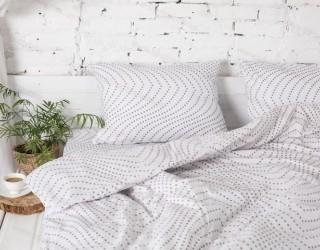 Комплект постельного белья диз: 30-0508 White
