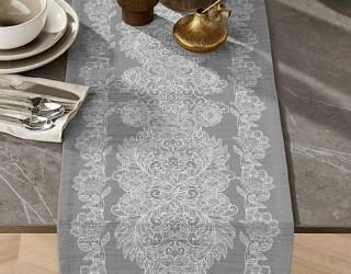 Ткань скатертная столовая диз: 35037-1 Изабель