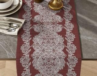 Ткань скатертная столовая диз: 35037-3 Изабель