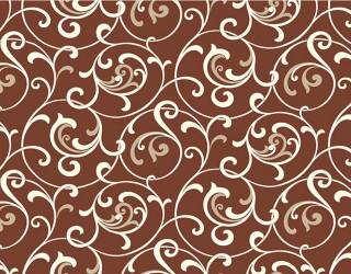 Бязь набивная диз: 40-0456 brown