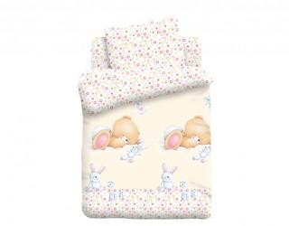 Комплект постельного белья поплин диз: 8623/8624-3 Баюшки