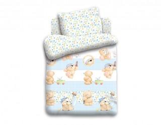 Комплект постельного белья поплин диз: 8630/8624-4 Покоритель морей