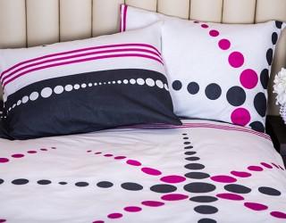 Комплект постельного белья диз: 9666