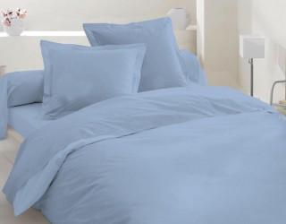 Бязь гладкокрашенная диз: L.Blue