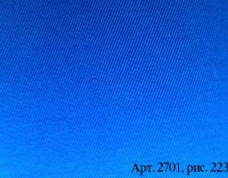 """Ткань плащевая г/к """"ГРЕТА"""" (арт 2701, 2811) рис: 223"""