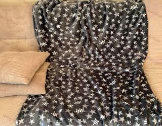 Покрывало well soft диз: FL-1607012 Звездочки