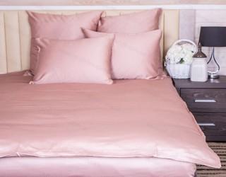Комплект постельного белья г/к Wisper pink